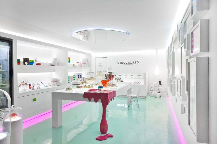150 Cosmetics Store Design Concetps(2020 update)