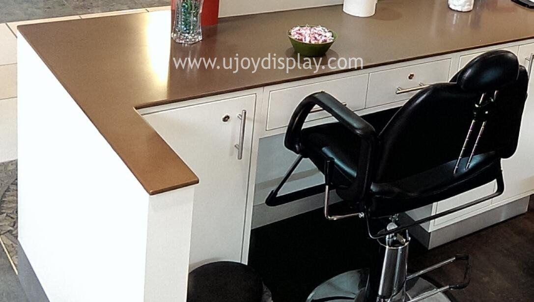 eyebrow bar kiosk countertop_ujoydisplay