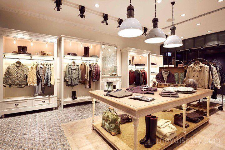 30 impressive retail store interior design_ujoydisplay.com (9)
