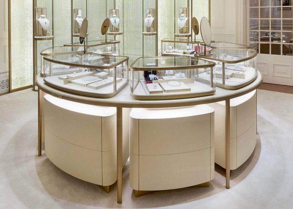 Cartier jewelry display showcase_ujoydisplay (7)