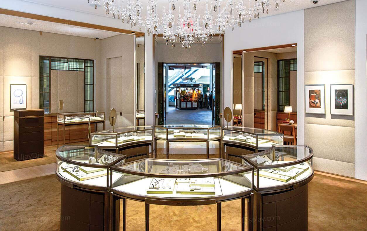 Curved jewellery showcases_ujoydisplay (7)