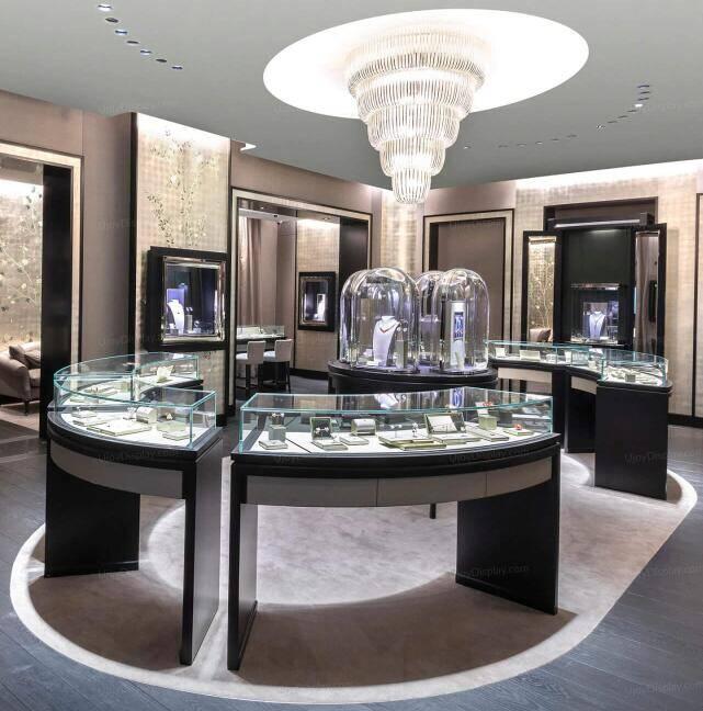 jewelry showroom design feature image_ujoydisplay