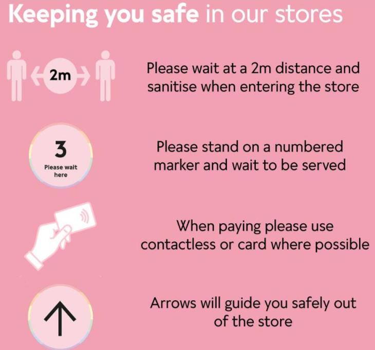 safe jewelry retail store