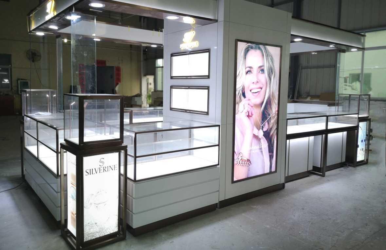 jewelry showcase manufacturer video image_ujoydisplay