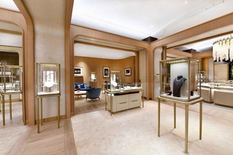 luxury jewelry store design_ujoydisplay