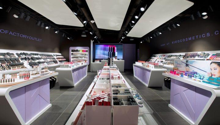 Stylistic design makeup store furniture (1)