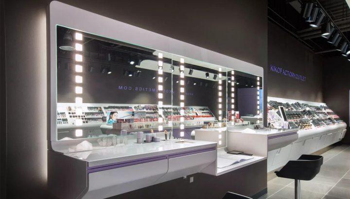 Stylistic design makeup store furniture (6)